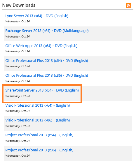 SharePoint 2013 is finally here!! Download it now | blksthl