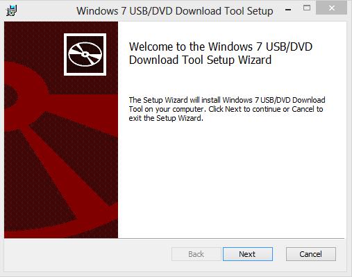 Create a bootable Windows Server 2012 R2 installation USB