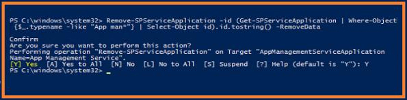 DeleteServiceApp