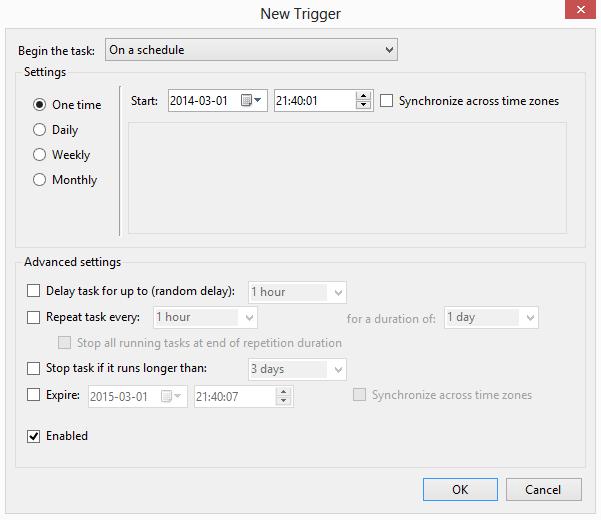 Task Scheduler94